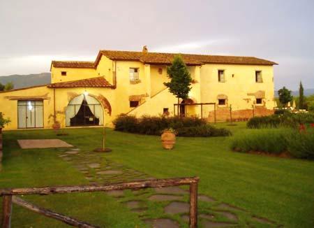 Agriturismo Alberoro di Monte San Savino