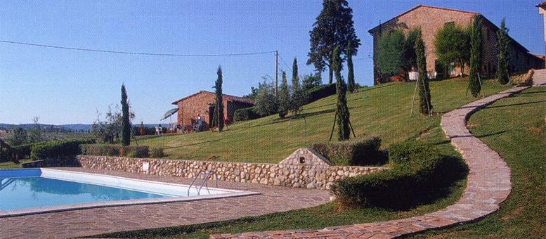Agriturismo Montaione