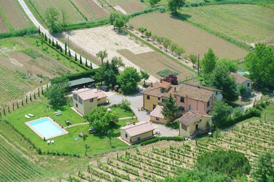 Agriturismo Castelfiorentino