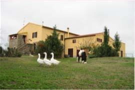 Bauernhof Manciano