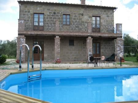 Bauernhof Pitigliano