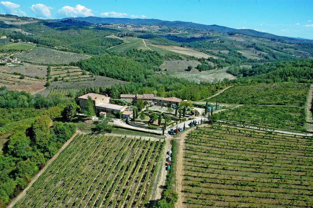Agriturismo Castellina in Chianti